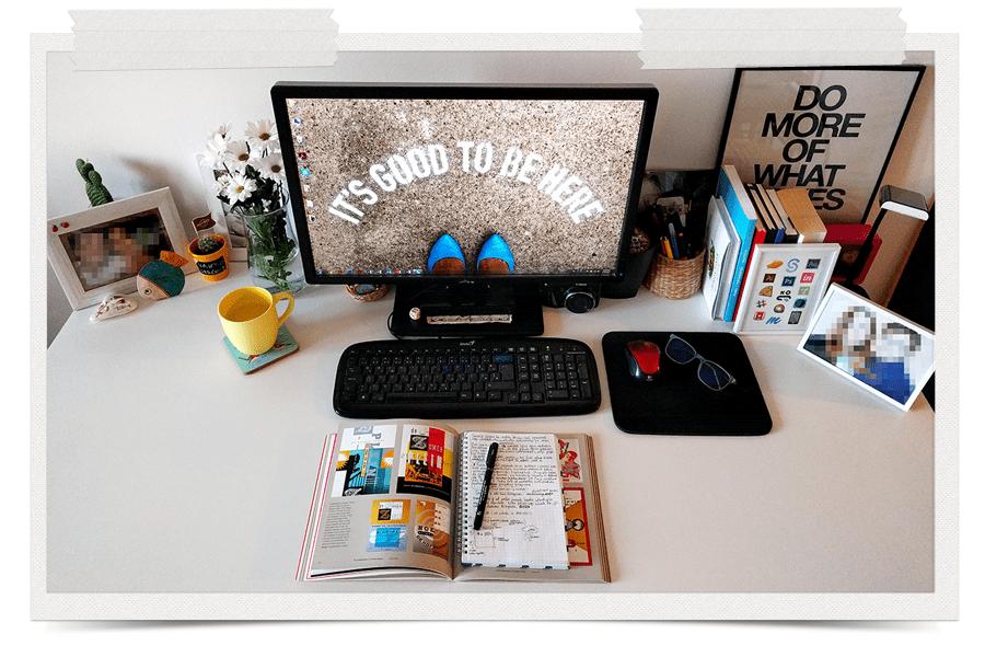 Saga, priča o grafičkom dizajneru