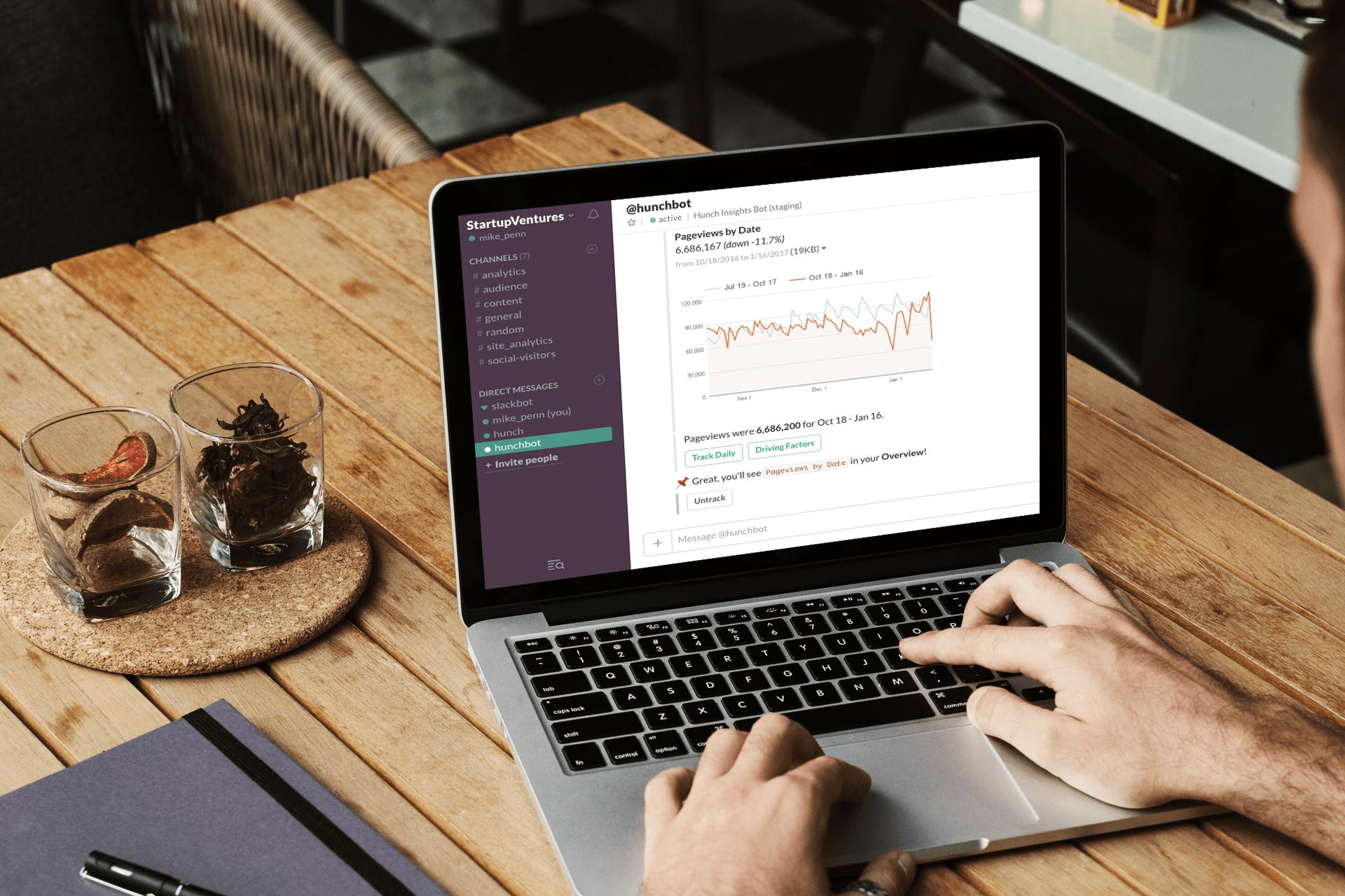 Hutch - growth hacking aktivnosti