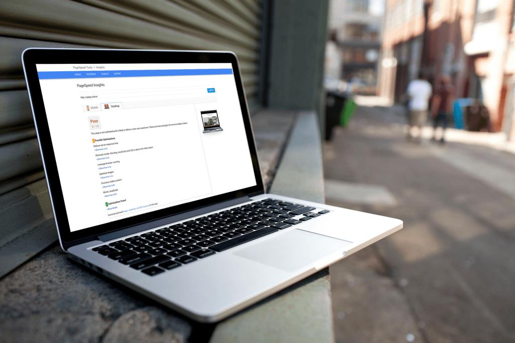 PageSpeed pedja.online