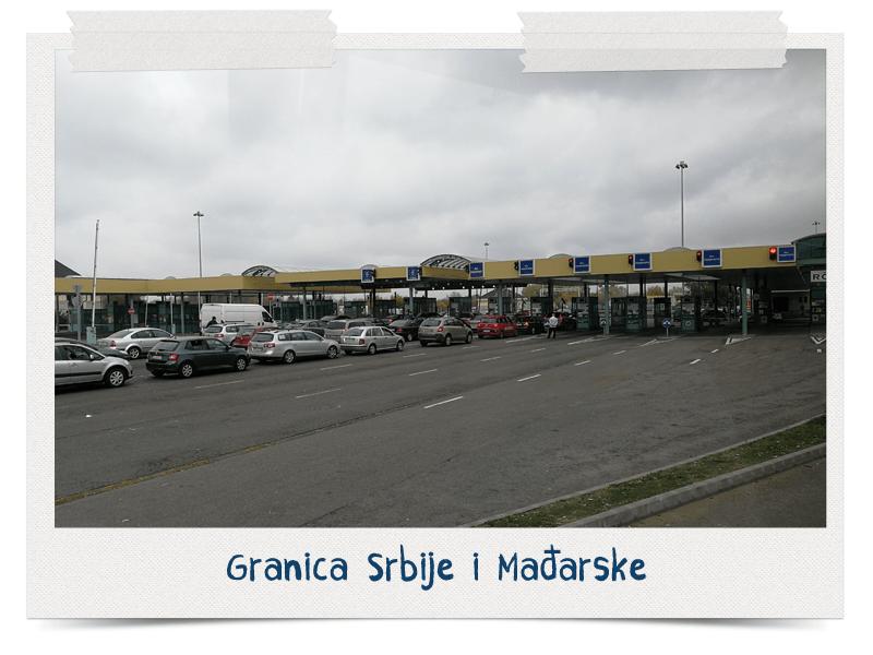 Granice Srbije i Mađarske