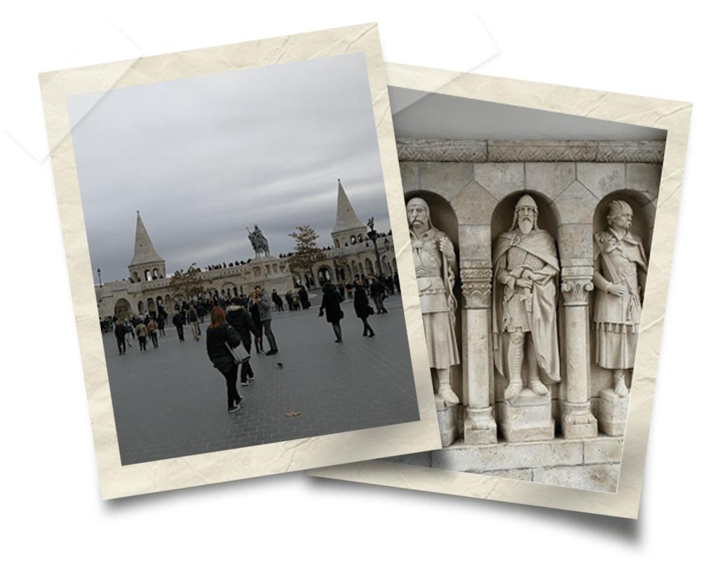 Ribarski Bastion Budimpešta
