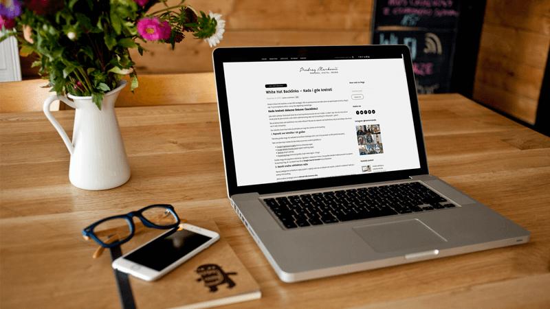 White Hat Backlinks – Kada i gde kreirati